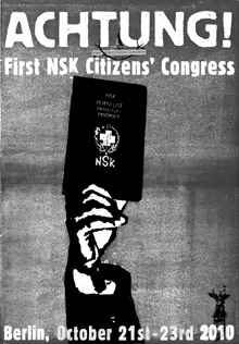 First NSK Citizens' Congress